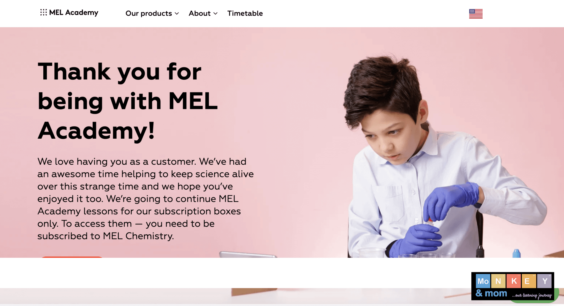 MEL Academy- MEL Chemistry subscription