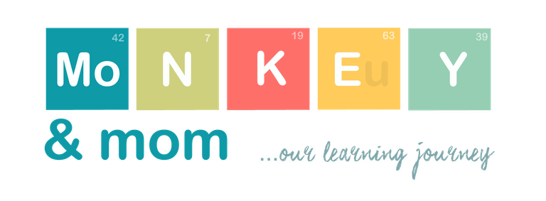 Monkey and Mom Logo