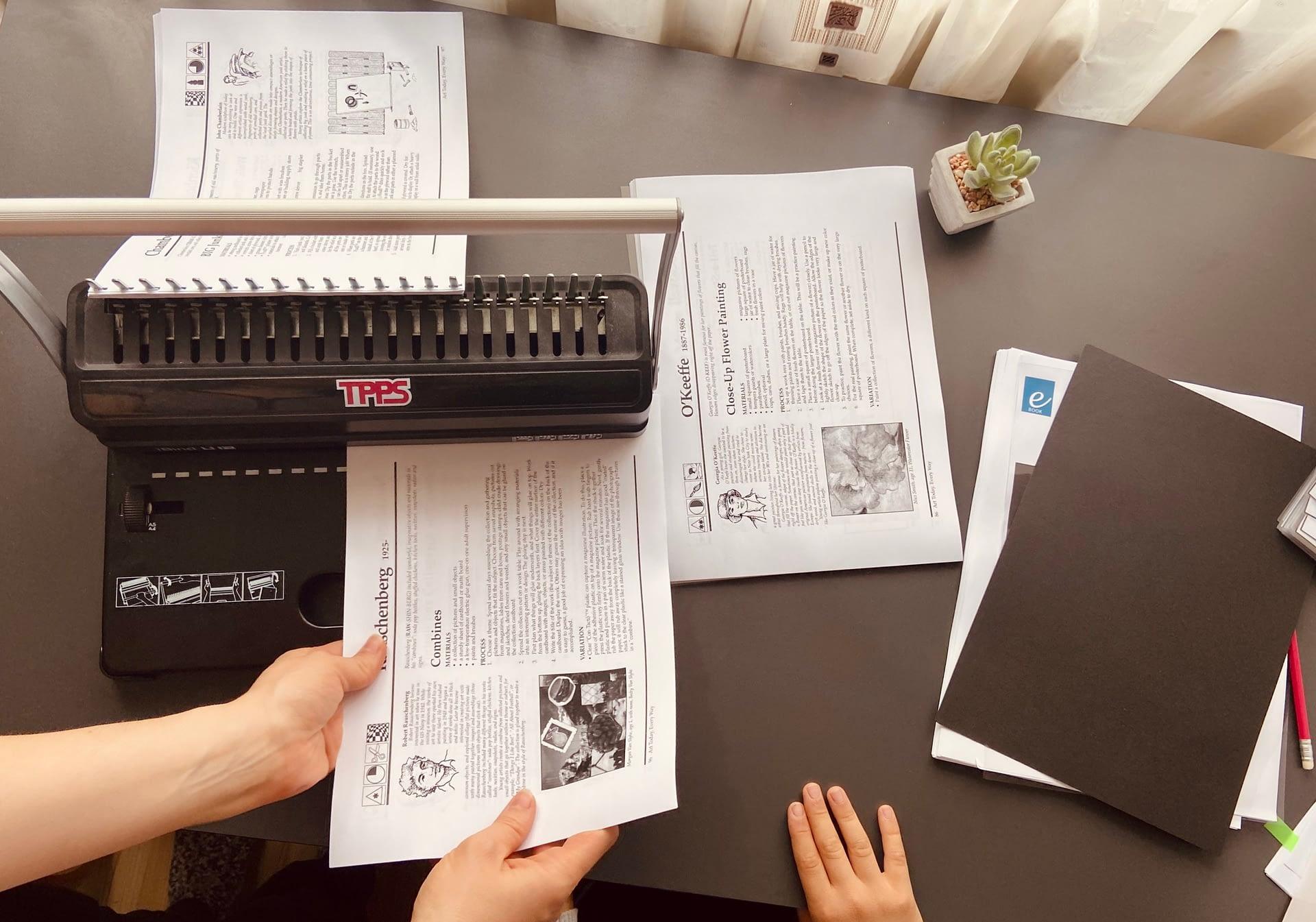 best binder for homeschoolers