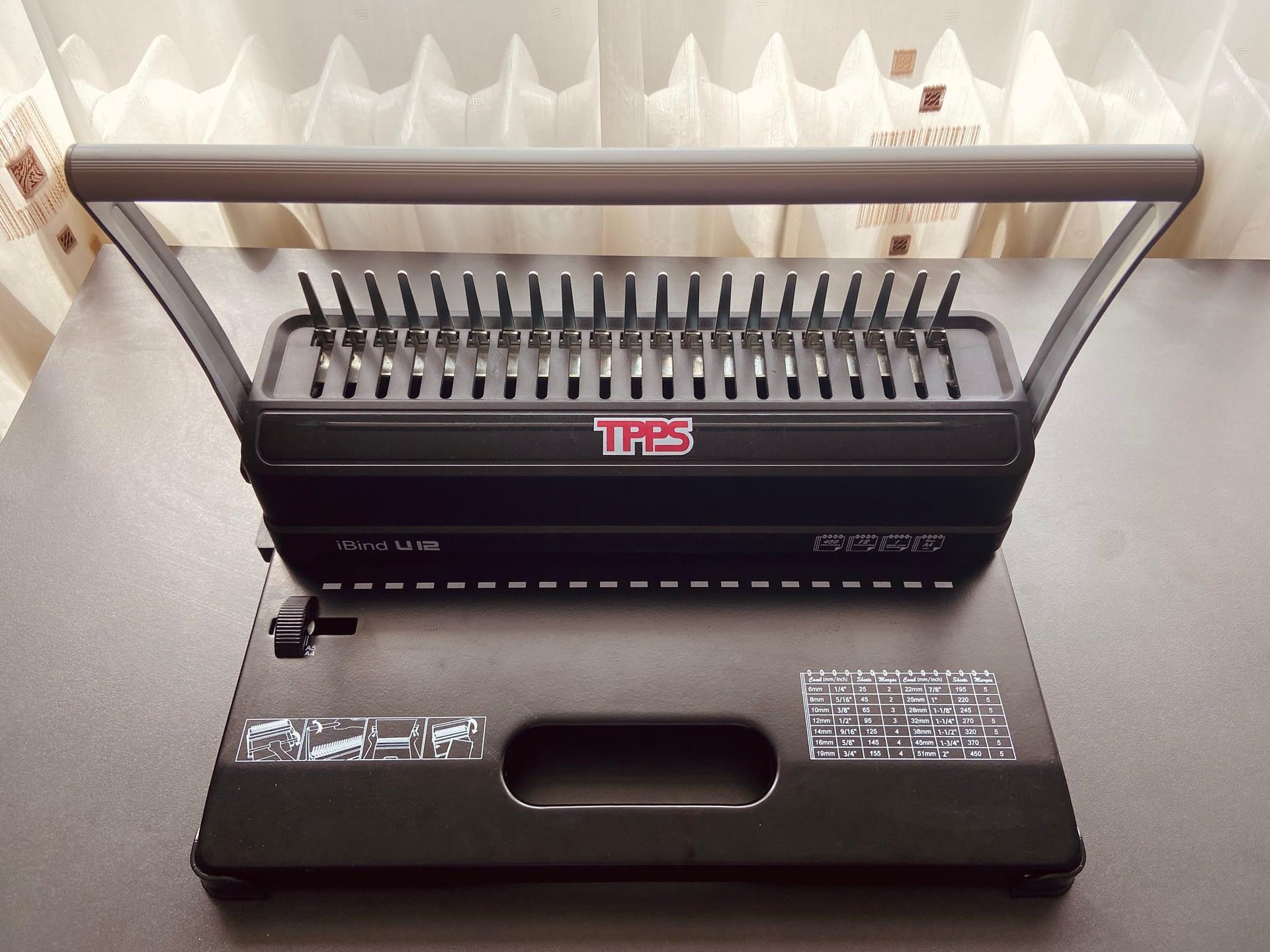 best tool for  homeschooling- comb binder