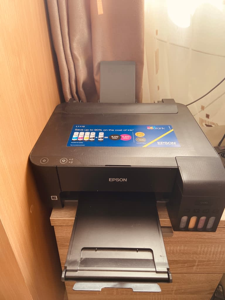 Epson Eco Tank best printer for homeschooling - 3 best homeschooling tools