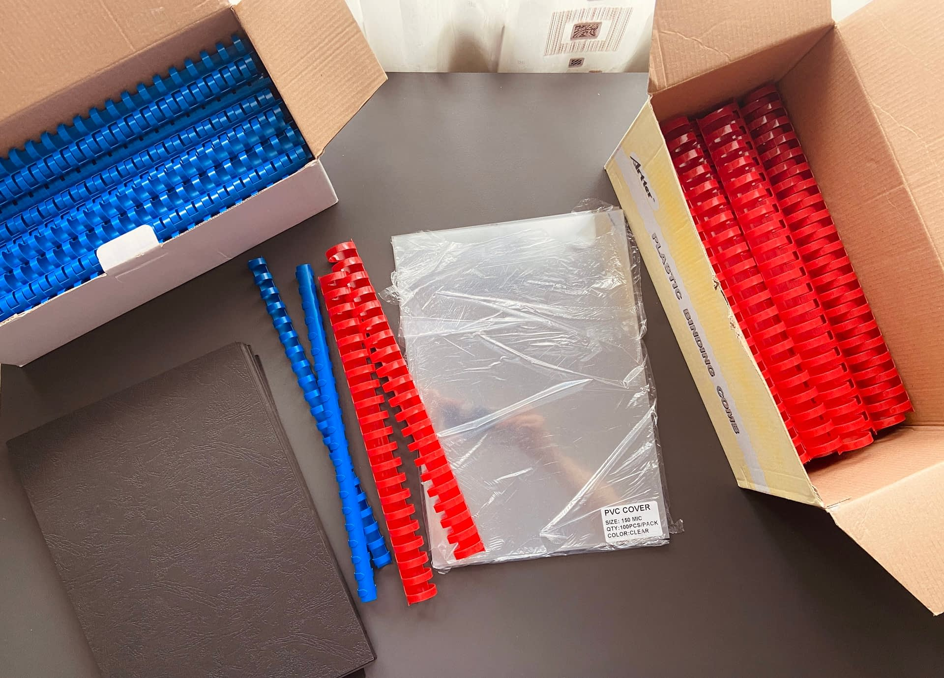 comb binders review for homeschool